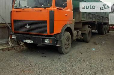 МАЗ 54322 1987 в Теофиполе