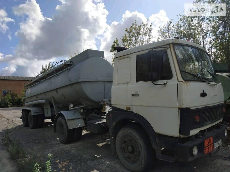 МАЗ 54323-032 1990 в Луцке