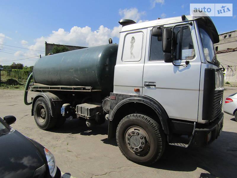 Цистерна МАЗ 543240 2004 в Вінниці