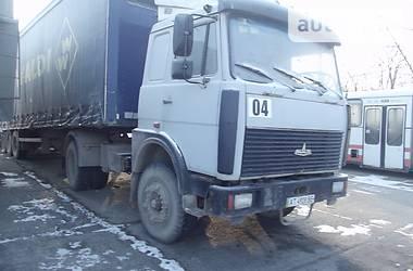 МАЗ 54329 1999 в Ивано-Франковске
