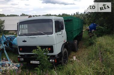 МАЗ 5432 1989 в Теплике