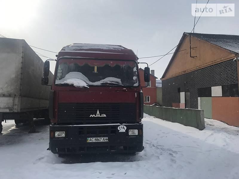 МАЗ 544008 2006 в Ровно