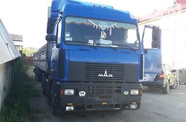 Бортовой МАЗ 544008 2005 в Ивано-Франковске