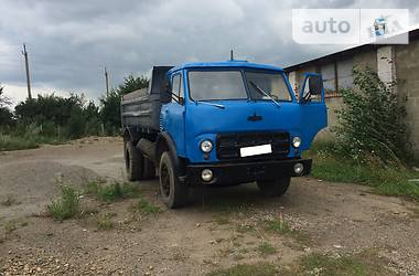МАЗ 5549 1979 в Ивано-Франковске