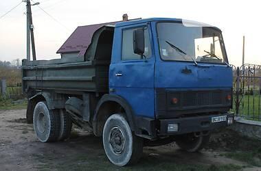 МАЗ 5551 1989 в Львове