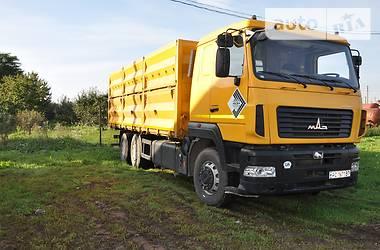 МАЗ 6501А8 2015 в Луцке