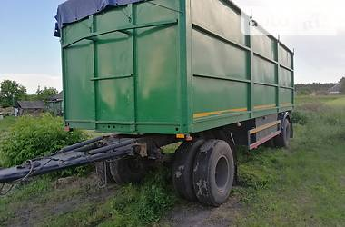 Зерновоз - причіп МАЗ 837810 1994 в Кобеляках