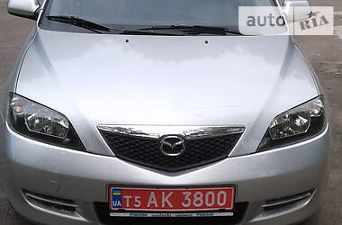 Mazda 2 2005 в Луцке