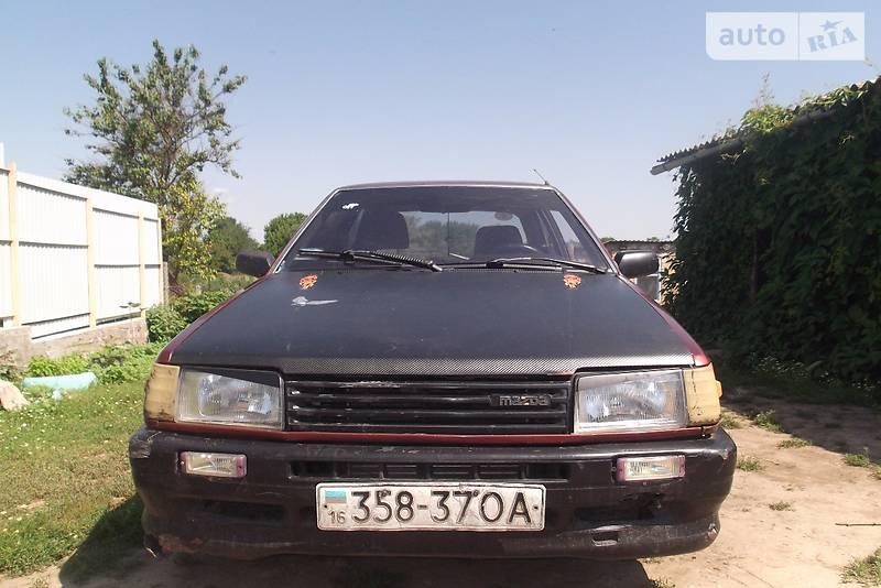 Mazda 323 1985 в Одессе