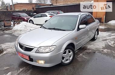 Mazda 323 1.6 AT 2003