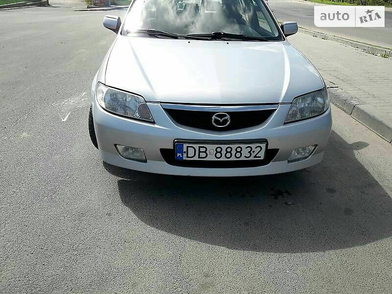 Mazda 323 2001 в Тернополе