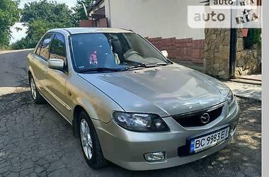 Mazda 323 2003 в Львове