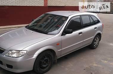 Mazda 323 2002 в Тернополе