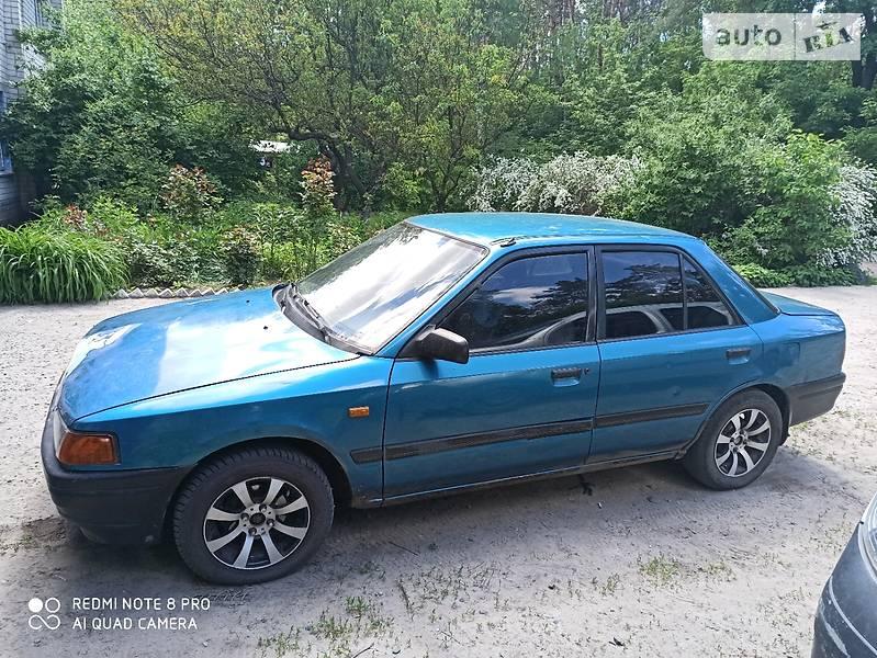 Mazda 323 1992 в Каневе