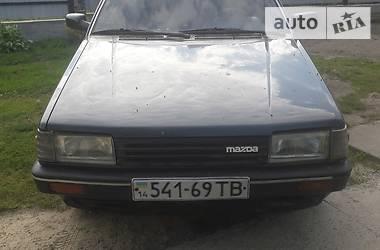Седан Mazda 323 1987 в Яворове