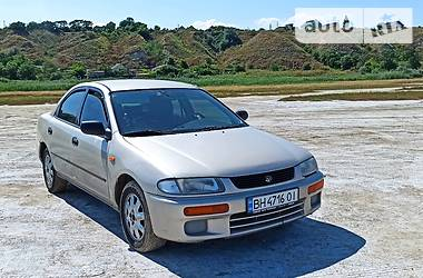 Седан Mazda 323 1995 в Одессе