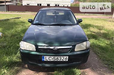 Mazda 323F 2000 в Нововолынске