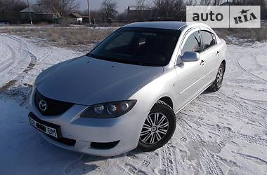 Mazda 3 2004 в Луганске