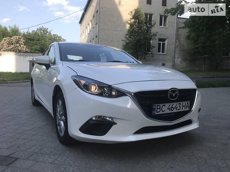 Mazda 3 2013 в Львове