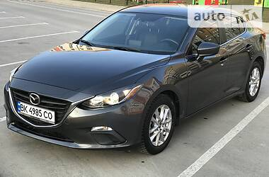 Mazda 3 2016 в Ровно