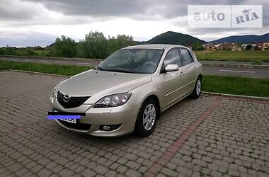 Mazda 3 2005 в Черновцах