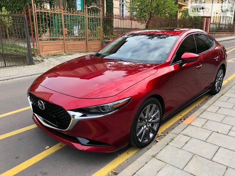 Mazda 3 2019 в Львове