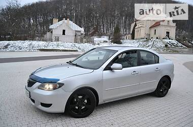 Mazda 3 2003 в Львове