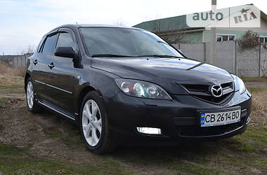 Mazda 3 2008 в Чернигове
