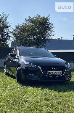 Седан Mazda 3 2017 в Тернополе