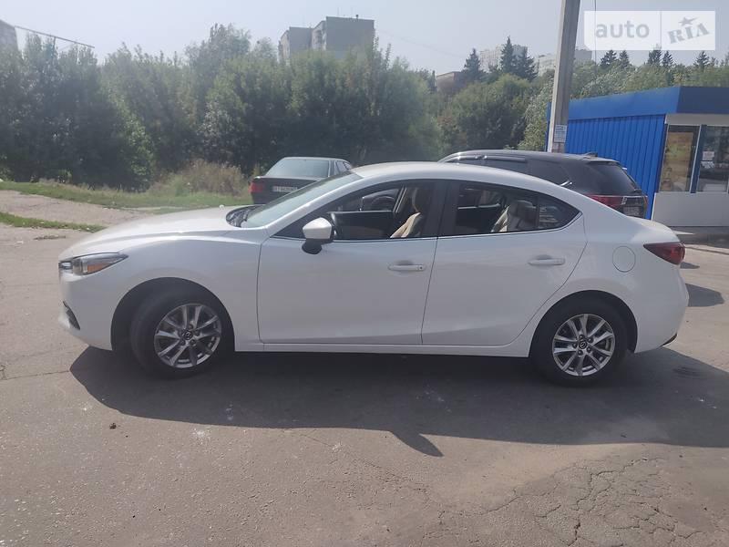 Седан Mazda 3 2016 в Харькове