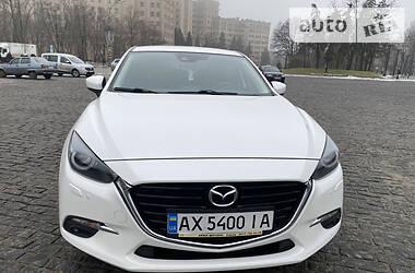 Хэтчбек Mazda 3 2016 в Харькове