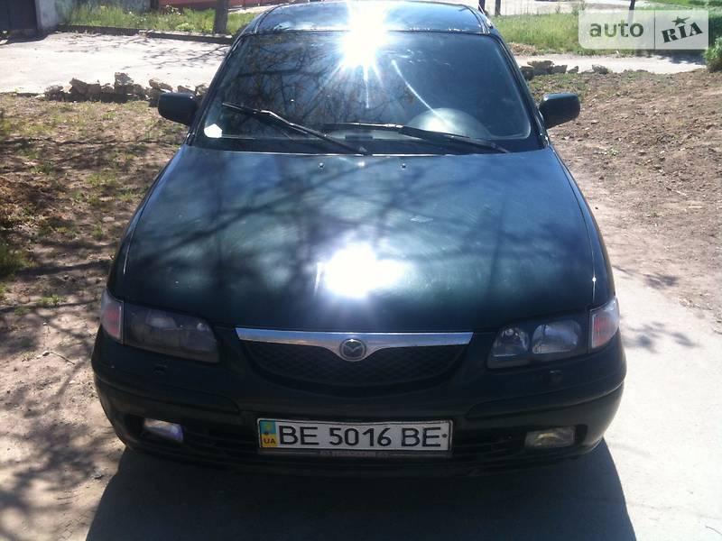 Mazda 626 1998 в Николаеве