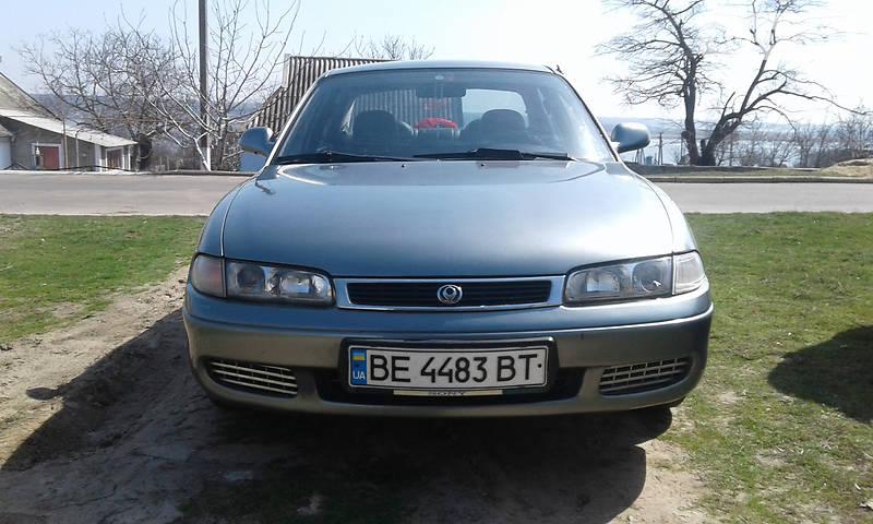 Mazda 626 1996 года