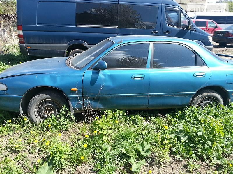 Mazda 626 1992 года