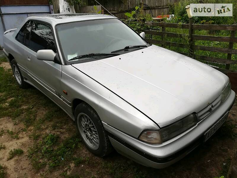 Mazda 626 1988 в Киеве
