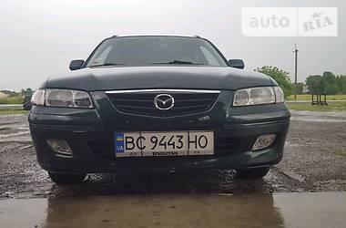 Mazda 626 2000 в Львове