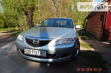 Mazda 6 2003 в Чернигове