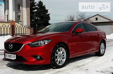 Mazda 6 2.5 STYLE 2013