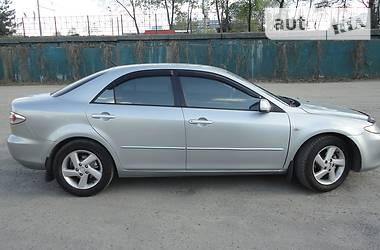 Mazda 6 2003 в Днепре