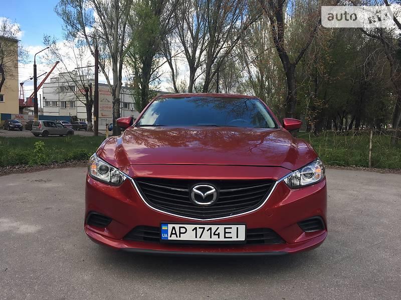 Mazda 6 2016 в Запорожье