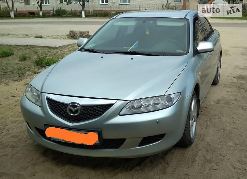 Mazda 6 2003 в Львове