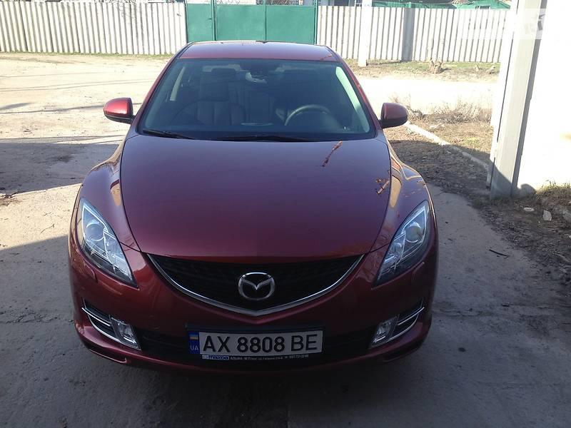 Mazda 6 2008 в Харькове