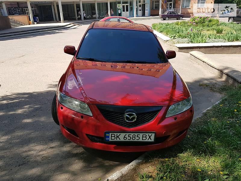 Mazda 6 2004 в Ровно