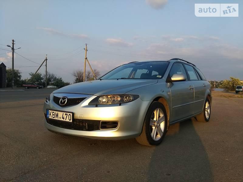 Mazda 6 2007 в Николаеве