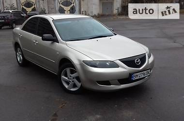 Mazda 6 2003 в Херсоне