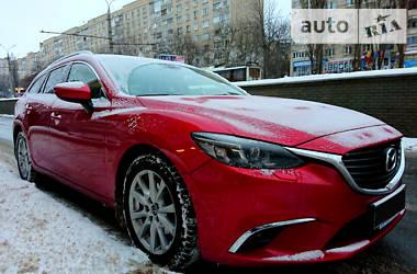 Mazda 6 Touring, NAVI, LED