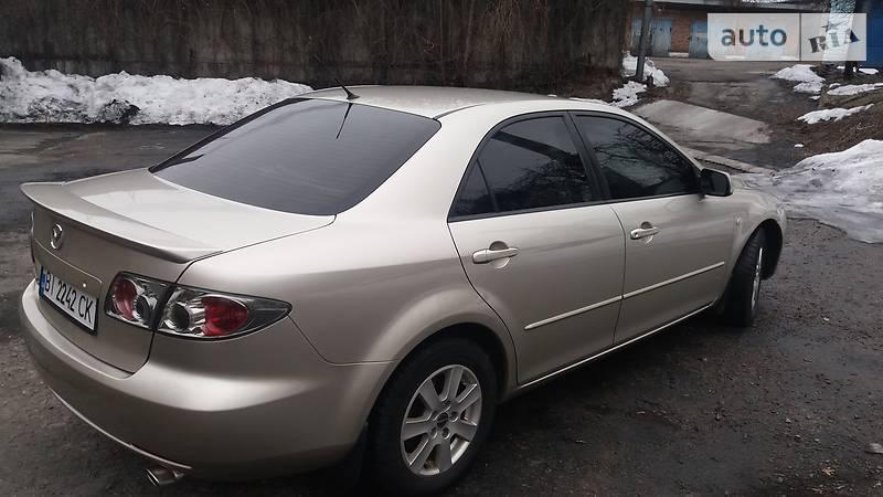 Mazda 6 2007 года в Полтаве