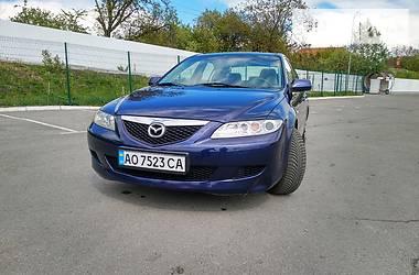Mazda 6 2002 в Ужгороде