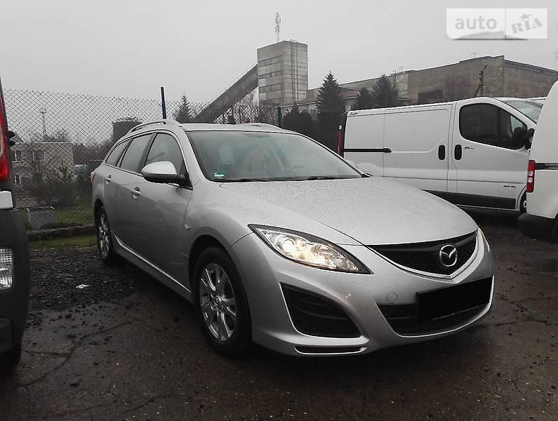 Унiверсал Mazda 6 2010 в Львові