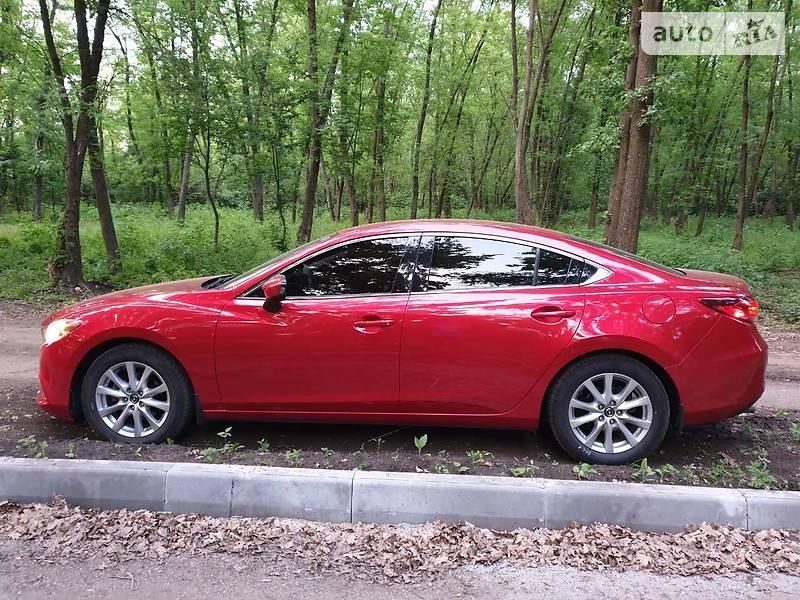 Седан Mazda 6 2015 в Костянтинівці